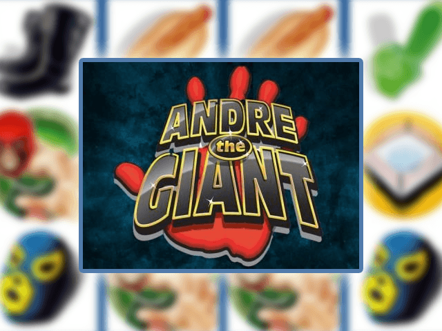 Andre The Giant – виртуальный аппарат от Microgaming